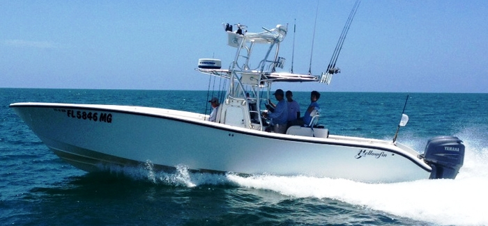 Second generation charters for Key west deep sea fishing charters