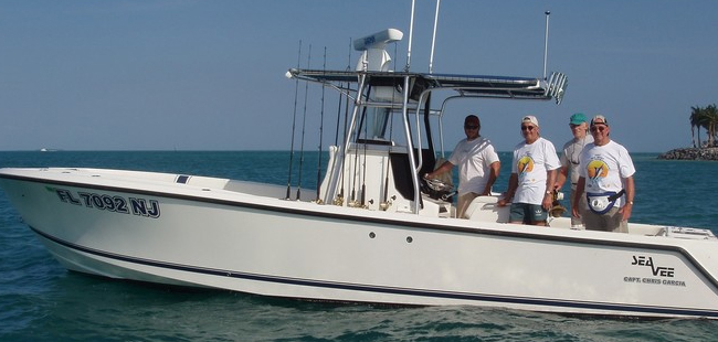 Key west light tackle fishing for Best fishing charters in key west