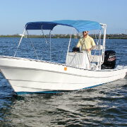 22 Foot Panga Center Console Boat Rental