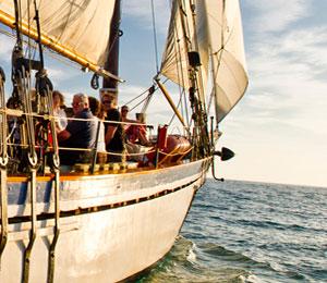 Schooner Reef Cruise