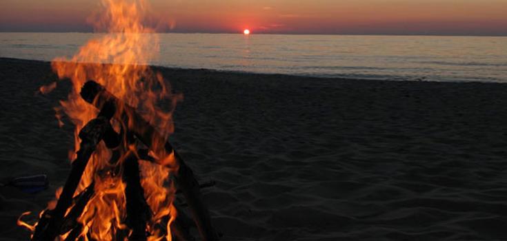Bonfire Book Tour