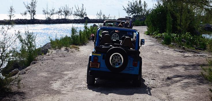 Freeport Bahamas Tours: Jeep Safari Tour