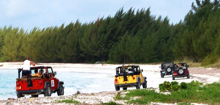 Freeport Bahamas Tours: