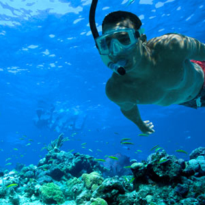 Snorkeling History