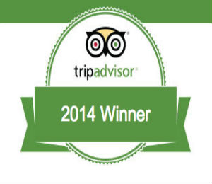 OceanVue Receives Award from TripAdvisor