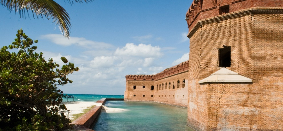 Camping at The Dry Tortugas