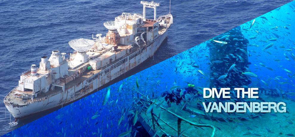 Dive the Vandenberg