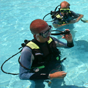 Learn to Dive in Las Caletas