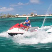 Nassau  Ocean Snorkel and Jet Ski Combo