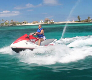 Bahamas Ocean Snorkel & Jet Ski Combo