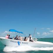 Nassau Ocean Snorkel and Parasailing Combo
