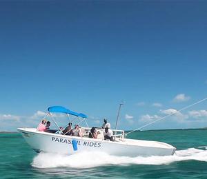 Bahamas Ocean Snorkel & Parasailing Combo