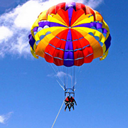 Miami to Key West Bus Tour with Parasailing
