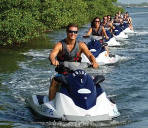Key West Waverunner Tour
