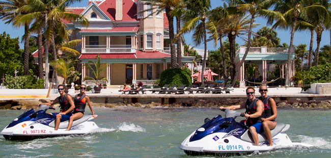 Key West Waverunner Tour