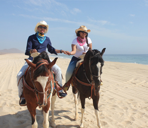 Horseback Riding Beach Tour