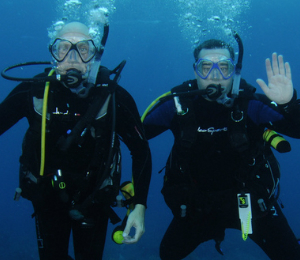Nassau PADI Open Water Certification