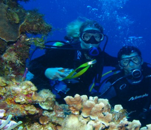 Nassau PADI Open Water Referral Course