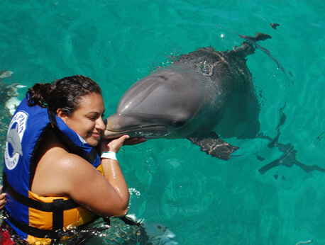 Cancun - Royal Garrafon & Dolphin Encounter