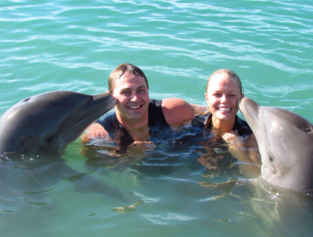 Montego Bay - Dolphin Encounter
