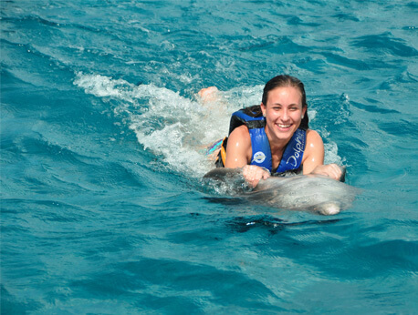 Ocho Rios - Dolphin Swim Adventure