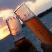 Key West Sunset Moet
