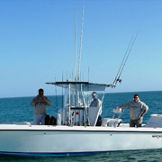 Outcast Charter Boat