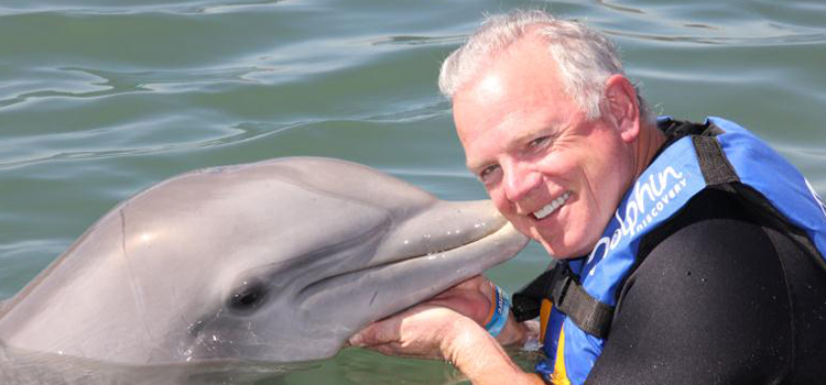 Dolphin Encounter & Admission image 3