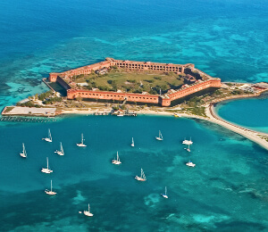Private Sail to Dry Tortugas
