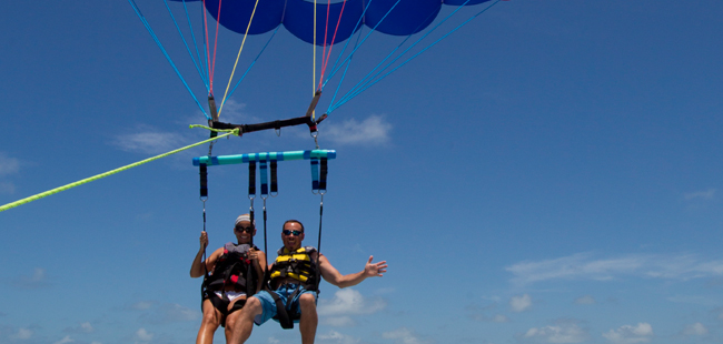 Key West Afternoon Parasailing
