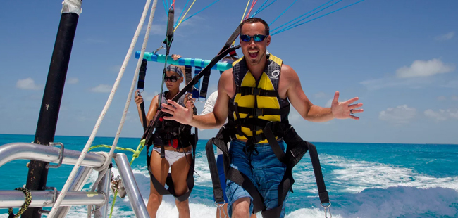 Key West Parasail