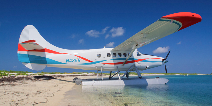 Dry Tortugas Seaplane Excursion
