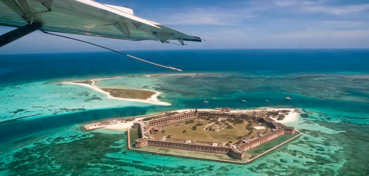 Dry Tortugas Seaplane Excursion