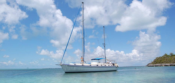 Barefoot Sailing All Day Island Cruise