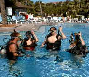 Open Water Scuba Diving Certification