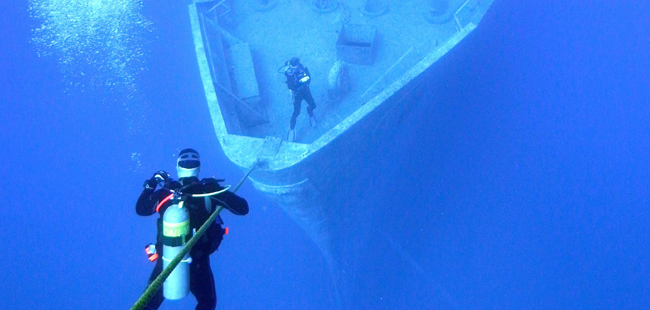 Advanced Scuba Diving Certification