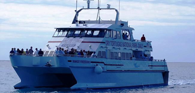 Yankee Freedom Dry Tortugas Ferry