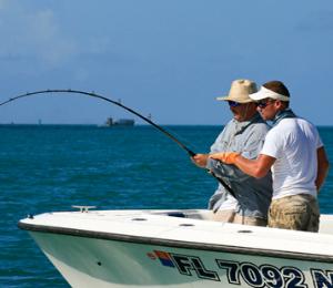 Dry Tortugas Fishing Charter