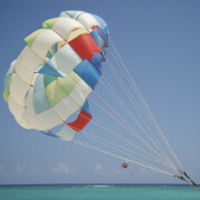 Parasailing in Nassau
