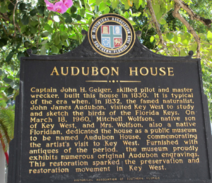 Audubon House and Tropical Gardens
