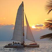 Land's End Sunset Sail