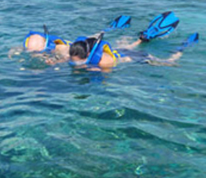 Bahama Boat Snorkel and Water Sports Package