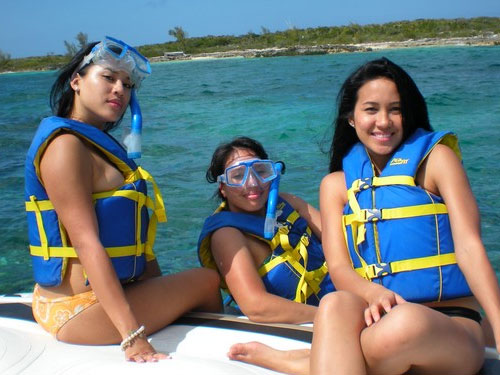 Bahama Boat Snorkel & Water Sports Package