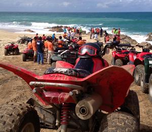 Cactus ATV Migrino Beach Tour