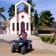 Cactus ATV Candelaria Village Tour