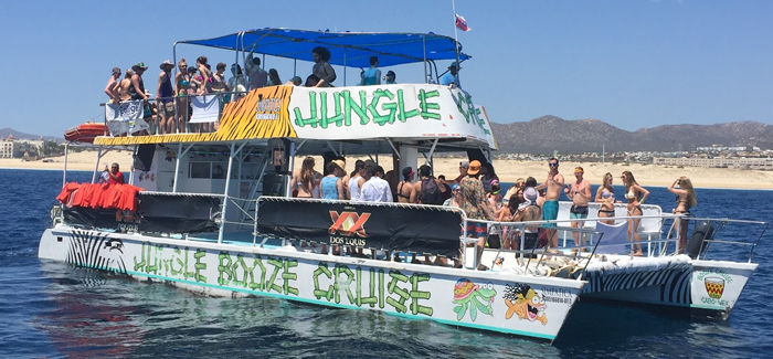 Jungle Party Snorkeling Cruise