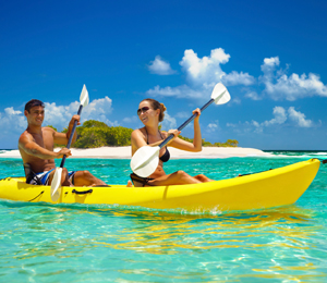 Three Bay Kayak and Snorkel