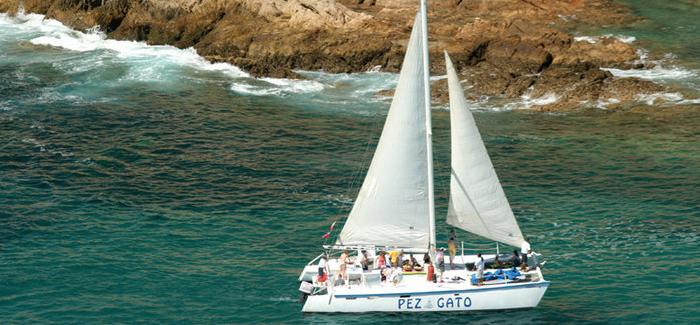 Catamaran Snorkeling