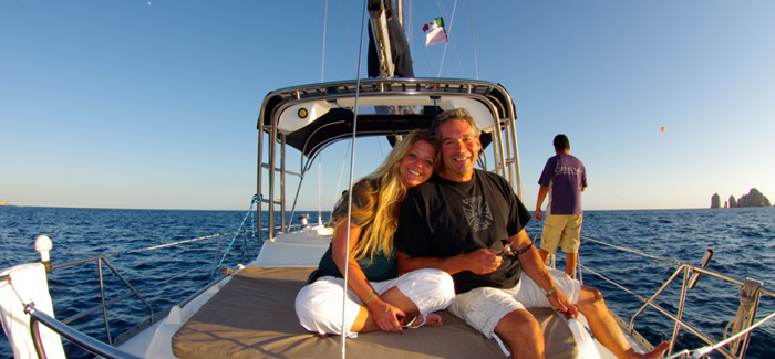 Private Day Sailing with Cabo Sailing
