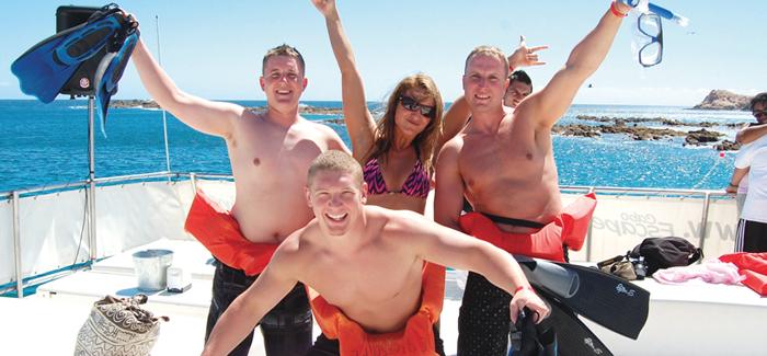 Cabo Escape Fun Day